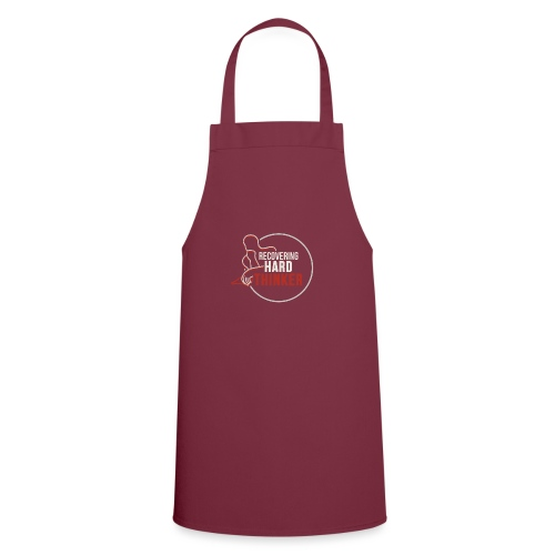 Hard Thinker - Cooking Apron