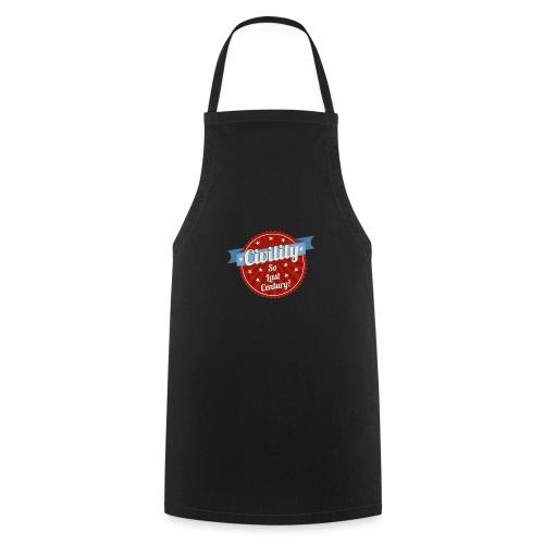 Civility - Cooking Apron