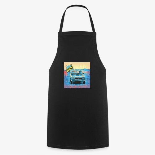 127 car - Grembiule da cucina