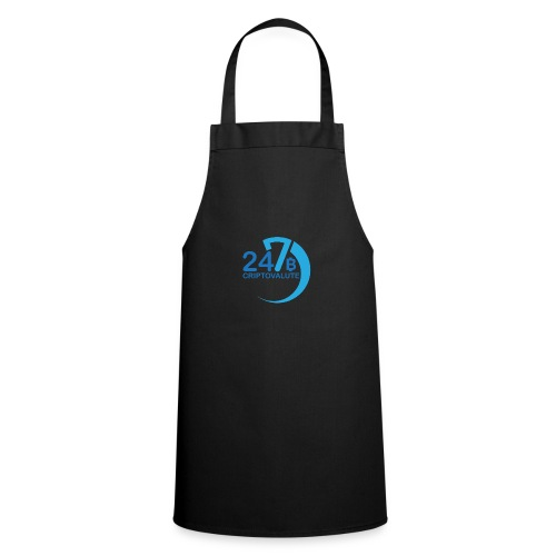 Criptovalute 247 Logo 2 - Grembiule da cucina