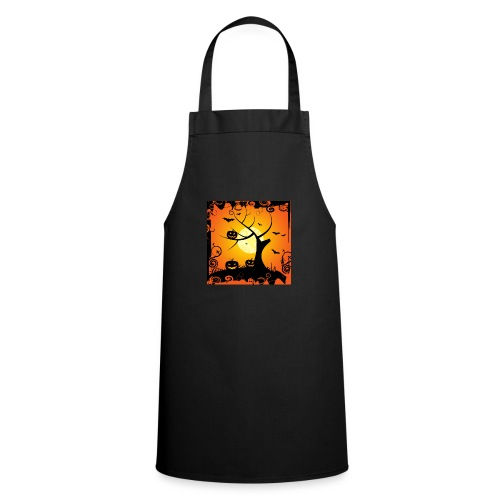 halloween ambience - Cooking Apron