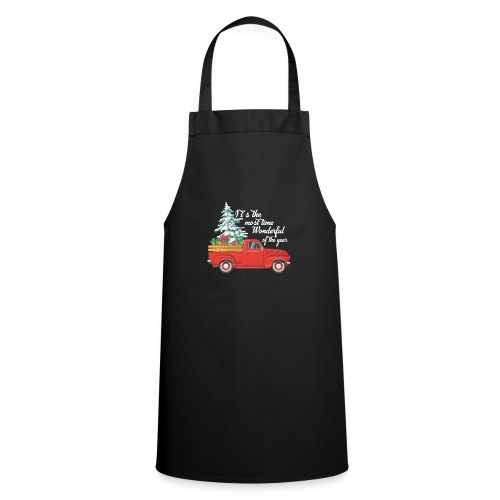 It's The Most Time Wonderful Of The Year - Cooking Apron