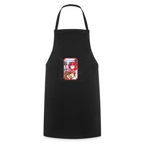 happy winter2 - Tablier de cuisine