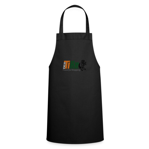 DerTiKro Transparent - Kochschürze