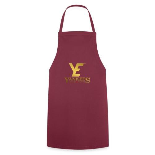 YE Logo Gold - Cooking Apron