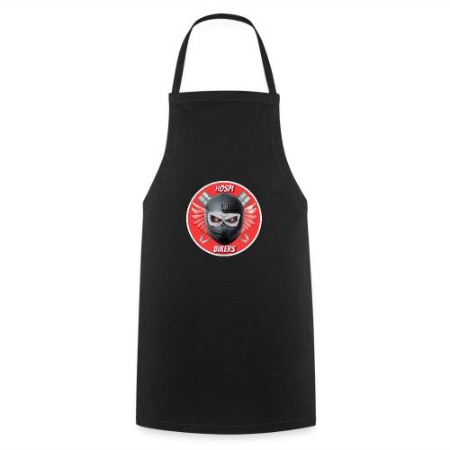 logo hospibikers - Delantal de cocina