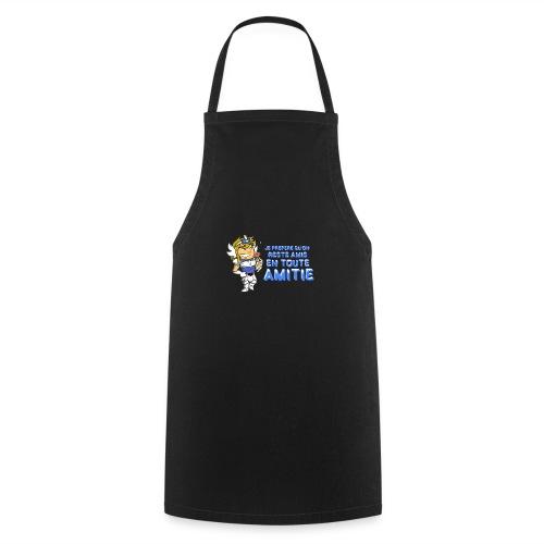 Hyôga - En toute Amitié - Tablier de cuisine