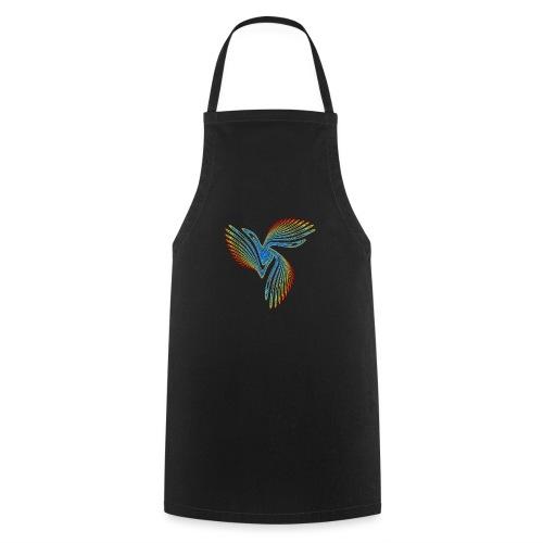Vogel Paradiesvogel Kakadu Ikarus Chaos 2944j - Kochschürze