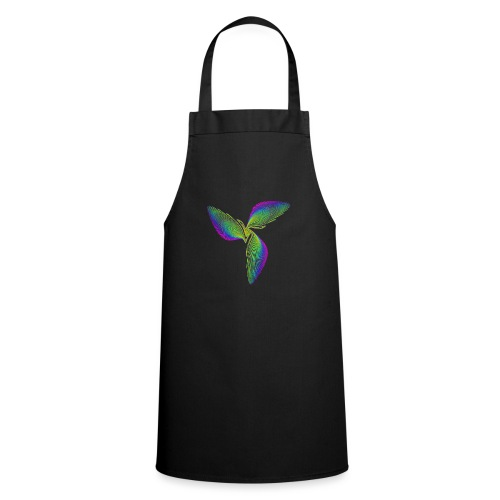 Bird of Paradise Ikarus 3318grbw - Cooking Apron