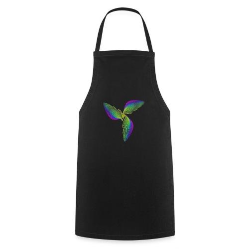Paradiesvogel Ikarus 3318grbw - Kochschürze