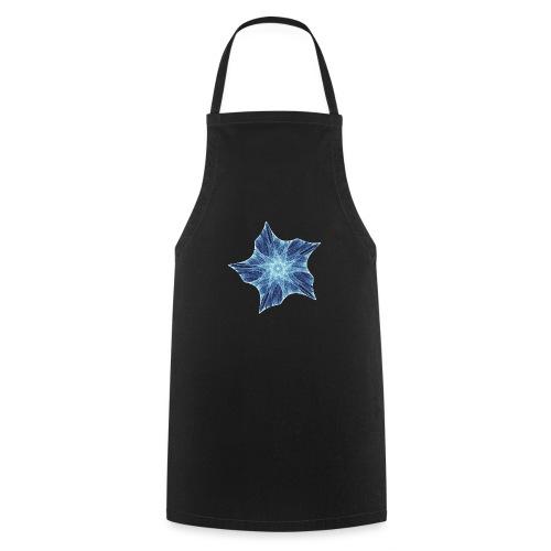 Royal blue starfish 9872 ice - Cooking Apron