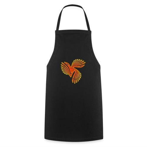 Vogel Paradiesvogel Kakadu Ikarus Chaos 4314aut - Kochschürze