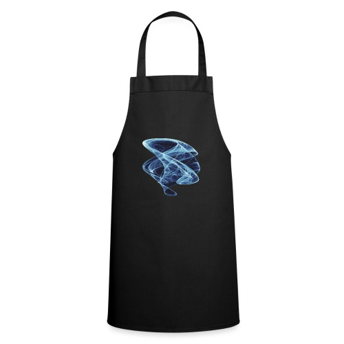 Order Chaos Art Watercolor Graphics 9632ice - Cooking Apron