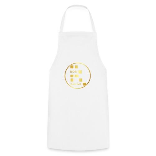 00407 RonGames dorado - Delantal de cocina
