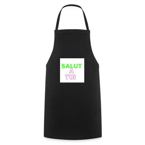 salut 2 - Tablier de cuisine