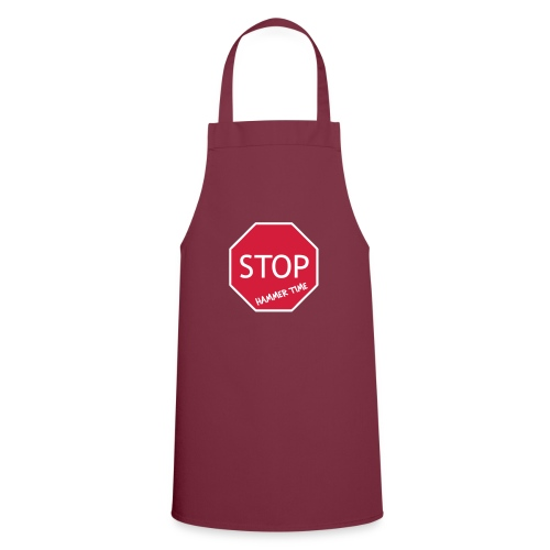 Stop! Hammer Time - Cooking Apron