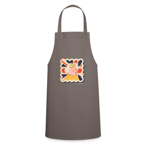 The Queen - Cooking Apron