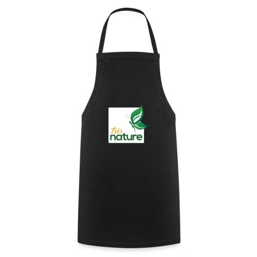 carre_pap_vert_tablier - Tablier de cuisine
