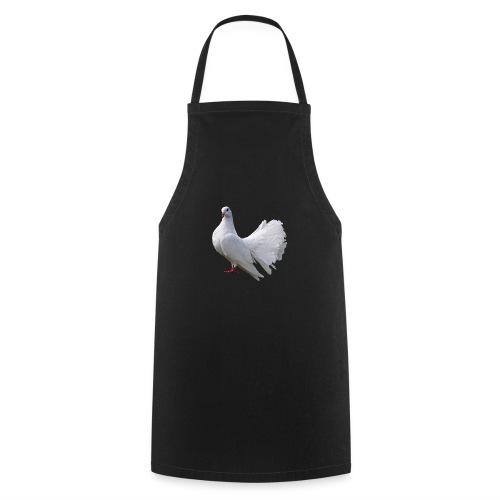 Taube Brieftaube Friedenstaube Vogel - Kochschürze