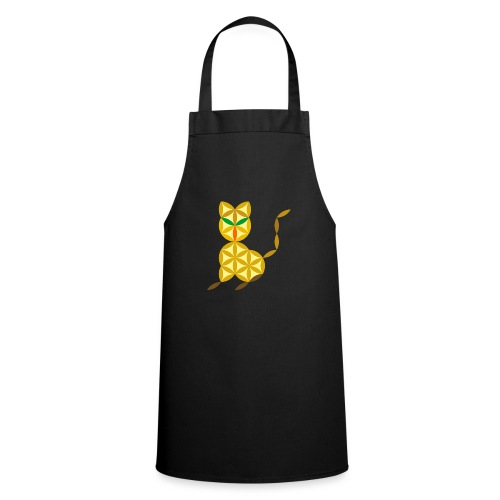 The Kitten Of Life - Sacred Animals - Cooking Apron