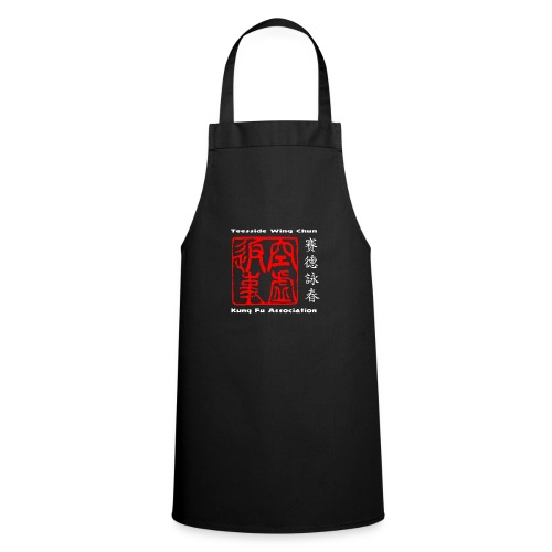 Original design t-shirt based on wing chun - Cooking Apron