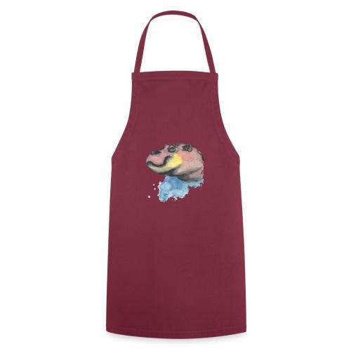 Nilpferd - Kochschürze