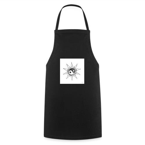 sole yin yang - Grembiule da cucina