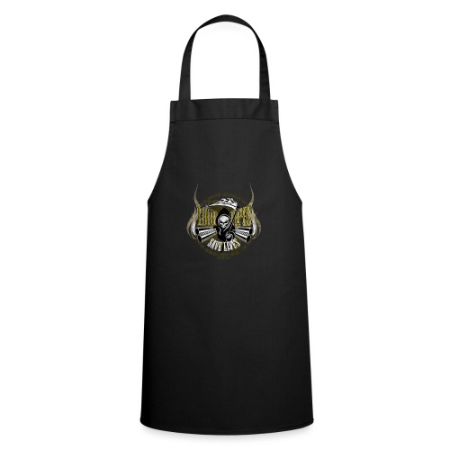 Kabes Loud Pipes T-Shirt - Cooking Apron