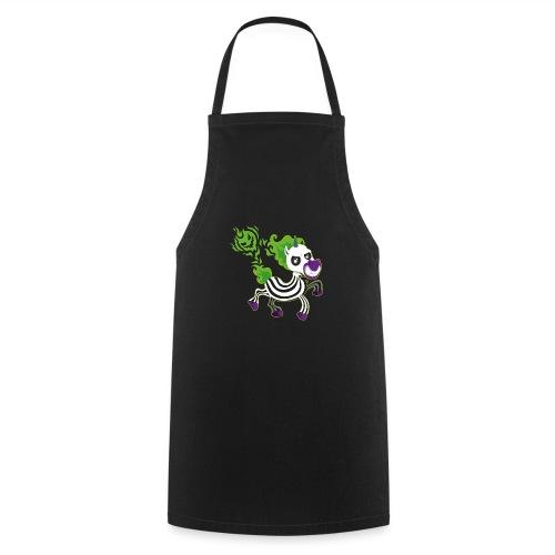 Halloween Unicorn - Halloween Geschenkidee - Kochschürze