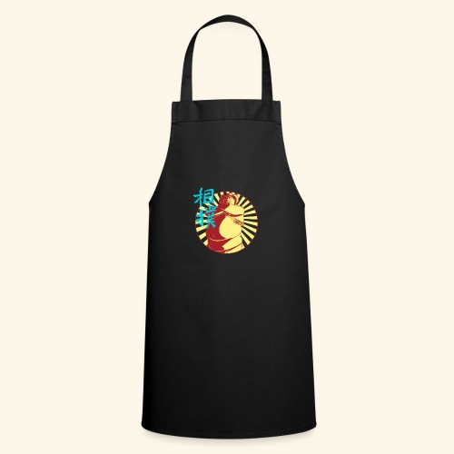 Le Sumo Cowboy - Tablier de cuisine