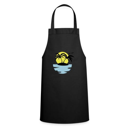 Island, Sun and Sea - Cooking Apron