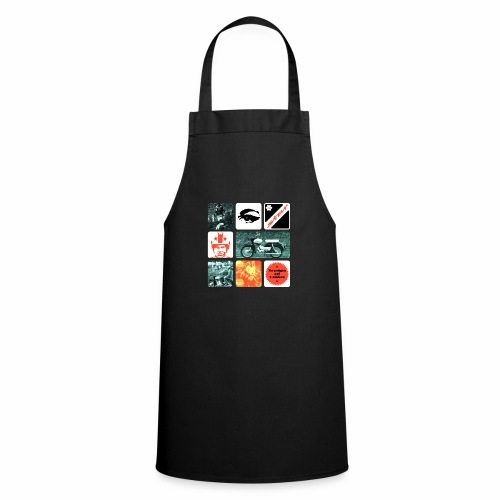 Simson Star Moped - Cooking Apron