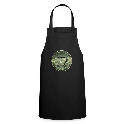 Salvation - a new work by www.RuskiDot.com - Cooking Apron