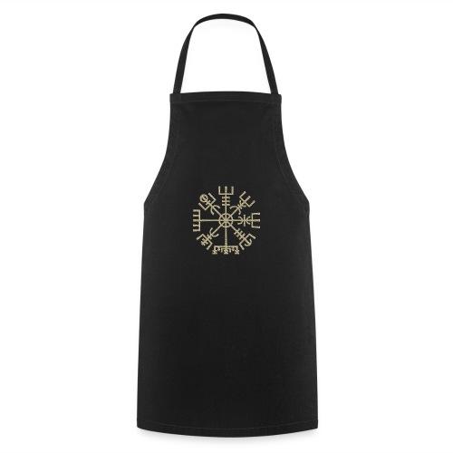Vegvisir-The-Runic-Viking or - Tablier de cuisine