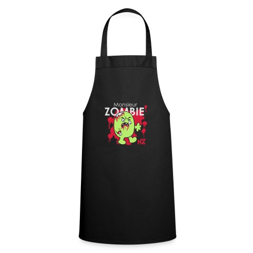 mr zombie - Tablier de cuisine