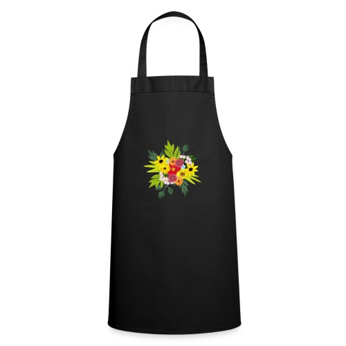 Flower_arragenment - Cooking Apron