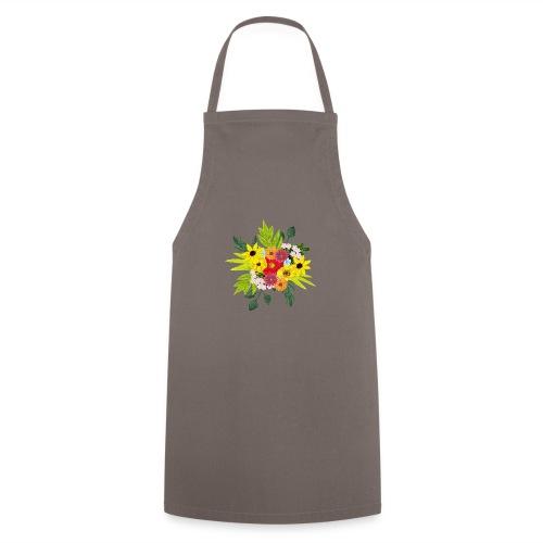 Flower_arragenment - Cooking Apron