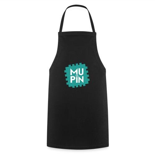 Logo Mupin quadrato - Grembiule da cucina