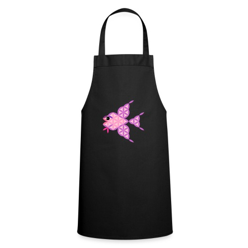 The Fish Of Life - Sacred Animals - Cooking Apron