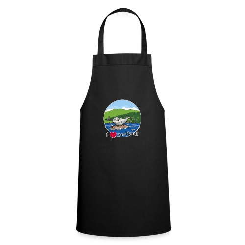 I heart Scotland - Sutherland & Caithness - Cooking Apron
