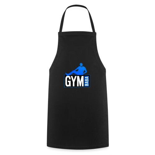 Gym baba 2 bleu - Tablier de cuisine