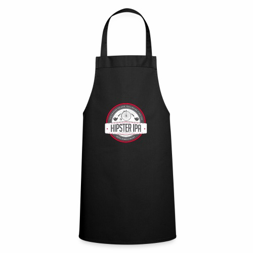 Hipster IPA - Cooking Apron