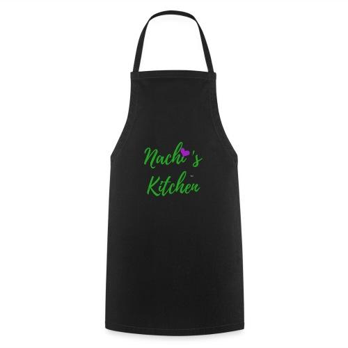 Nachi s Kitchen Logo - Cooking Apron