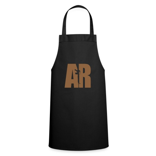 AR15 BEIGE - Cooking Apron