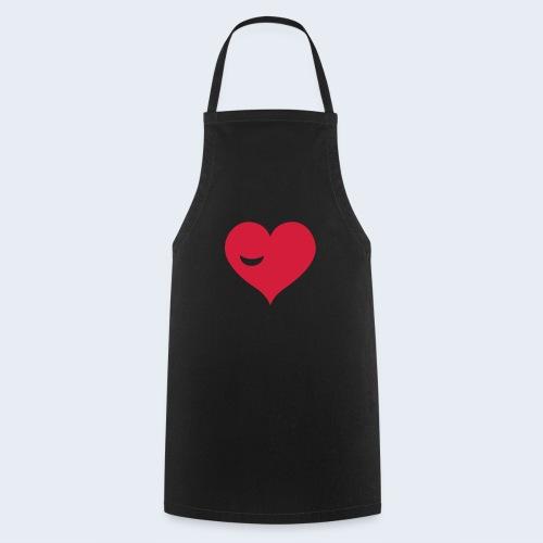 Winky Heart - Keukenschort
