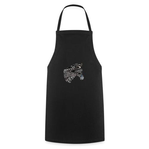 zebrastreifen - Kochschürze