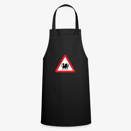 Welsh Dragon - Cooking Apron