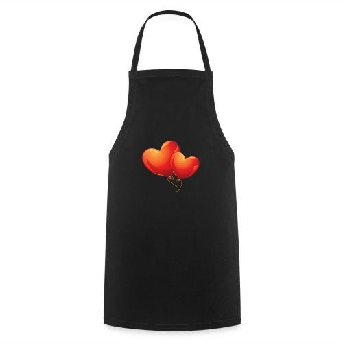 Malliot coeur - Tablier de cuisine
