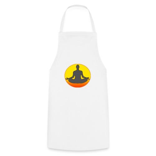 Meditation und Erleuchtung - Kochschürze
