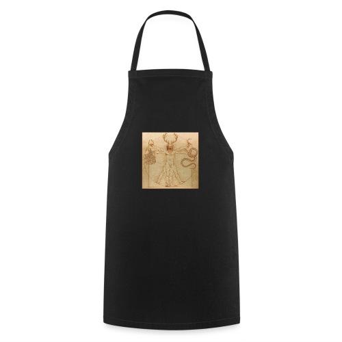Cernunnos Vitruviano - Grembiule da cucina